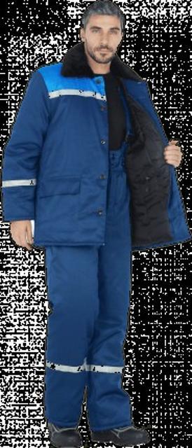 Продам костюм мужской зимний размер 48-50, рост 170-17