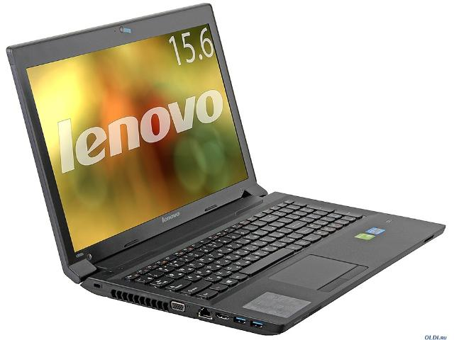 игровой ноутбук Lenovo V580c, процессор Corei5, GT740M 1gb, 8gb/500gb - 17000