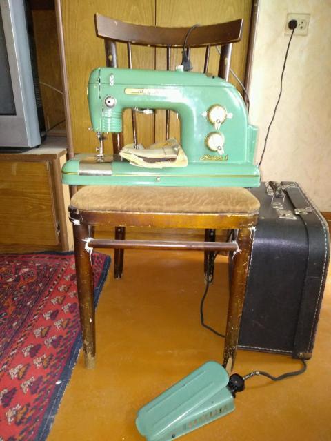 1962 года, электрическая