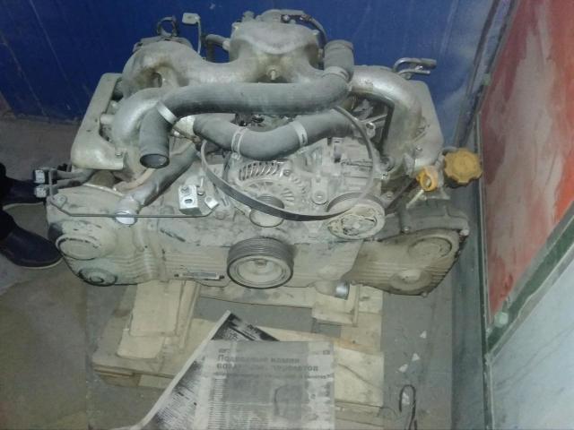 Продаю двигатель на субару форестер