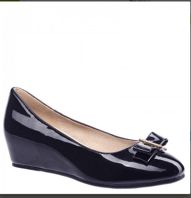 Продаю туфли новые фирмы Keddo 34р. Верх: лак кожа иск, стелька: натуральная кожа.