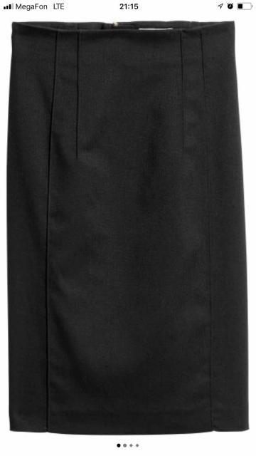 Продаю новую юбку-карандаш, фирмы H&M. Размер 32, с этикеткой.