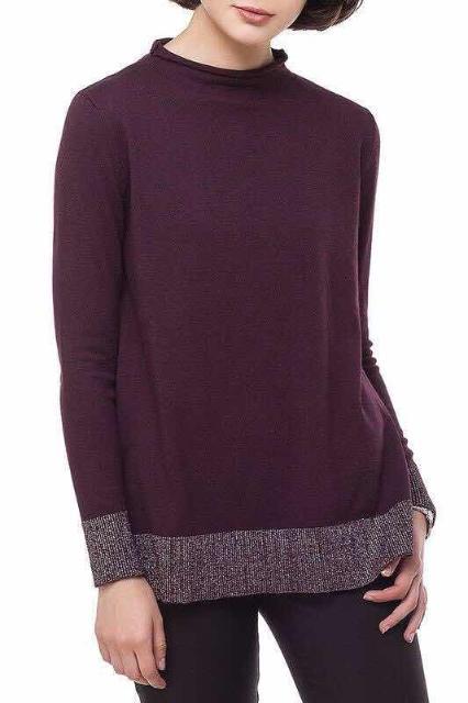 Продаю трикотажные свитеры, Италия, х/б 70%, 30% ПА, 42,44,48 размеры