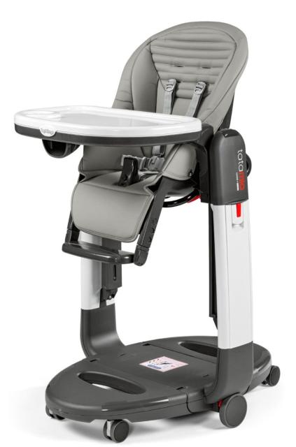 Детский многофункциональный стульчик-трансформер (шезлонг, качели, люлька, стульчик для кормления, для игр), производство Италия, Peg Perego Tatamia, компактный, удобный. Легко трансформируется в шезлонг, качели. Имеет пятиточечный ремень безопасности, съёмный поднос на столике. Регулируется до лежачего положения. Легко складывается и убирается. Спомощью колес легко перемещать, надежно фиксируется. Материал сиденья легко моется. Для использования с момента рождения малыша до трёх лет. Компактный и удобный в помощь маме. Подходит для малогабаритных помещений. Состояние нового! Возможна доставка.
