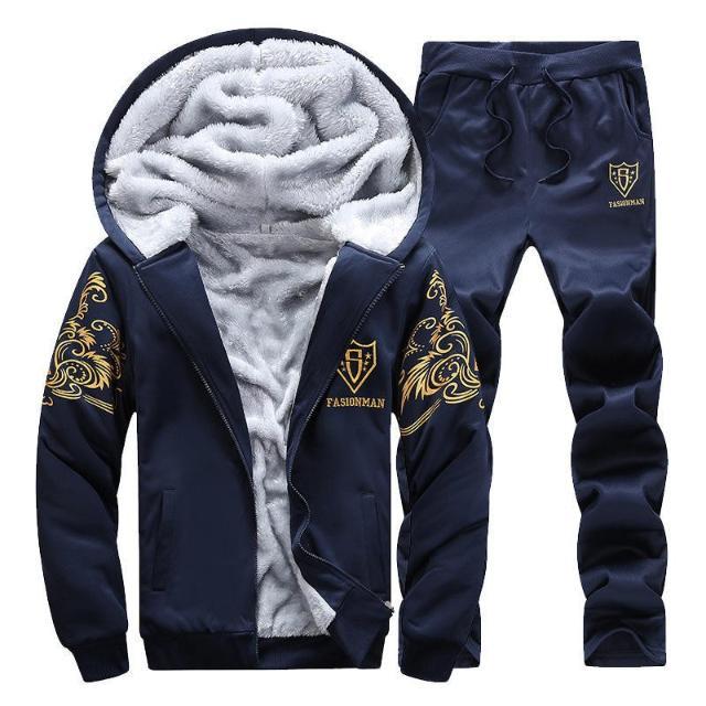 Новый теплый спортивный костюм 46 размер (М)