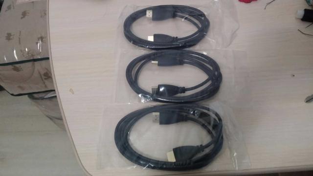 Продам новые в упаковке HDMI кабели длиной 1,5метра