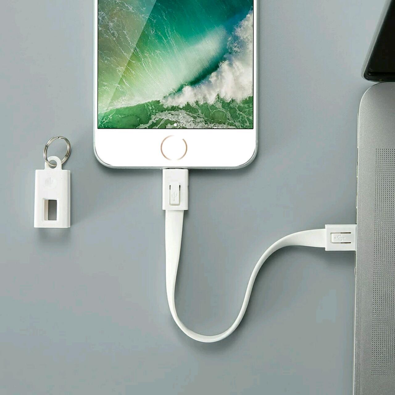 брелок кабель для зарядки Iphone