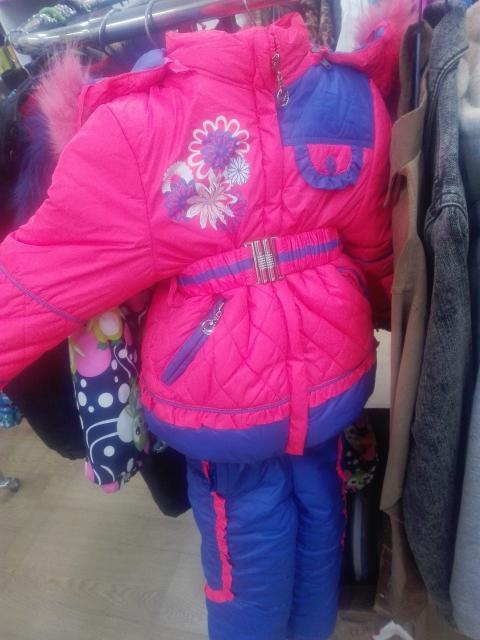 Продам зимний комплект на девочку 2-3 лет в отличном состоянии. Самовывоз с центра.