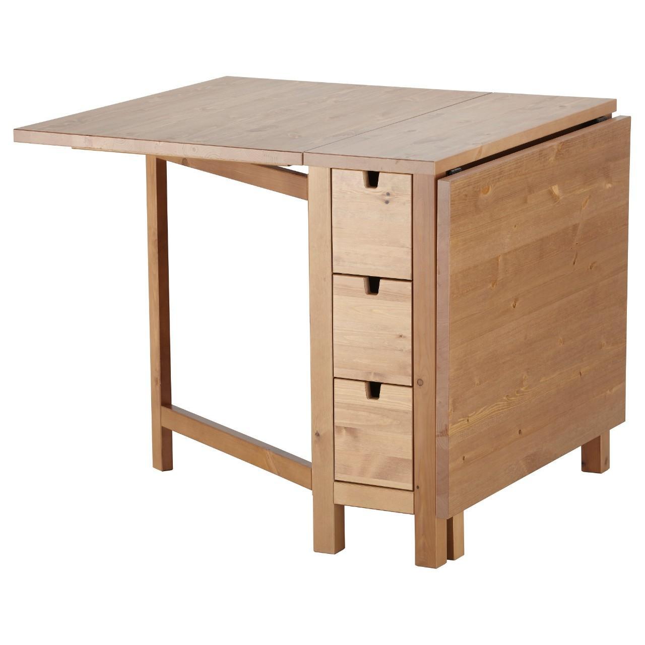 стол складной трансформер фирмы икеа