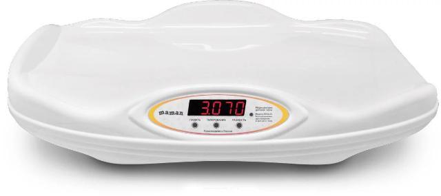 Продам весы для малыша, для измерения веса ребенка, первые месяцы жизни. Весы работают исправно, пользовались 2-3 месяца.