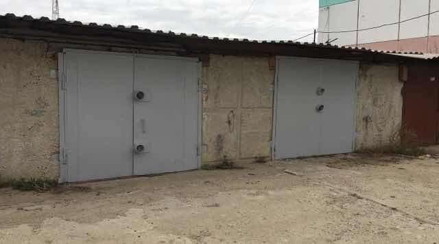 Тёплый гараж, сухой, ровный ряд. ГСПК Чагда. Документы на строение и на землю.