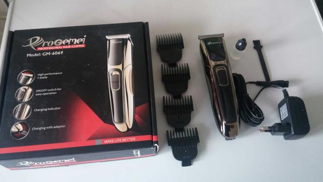 Продаю новые машинки для стрижки волос,работают от сети и аккумулятора!