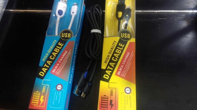 Продам новые в упаковке USB кабели для быстрой зарядки Айфон,Андроид
