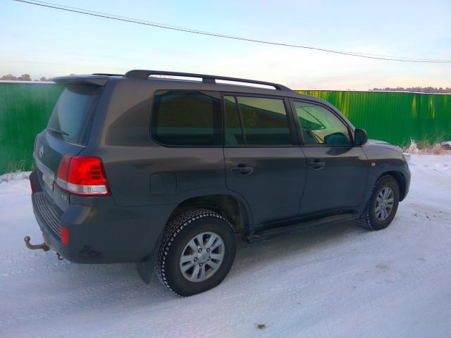 Продам ТЛК 200 дизель 2009г.в. ХТС  без, вложений.куплена в Колми ,второй хозяин