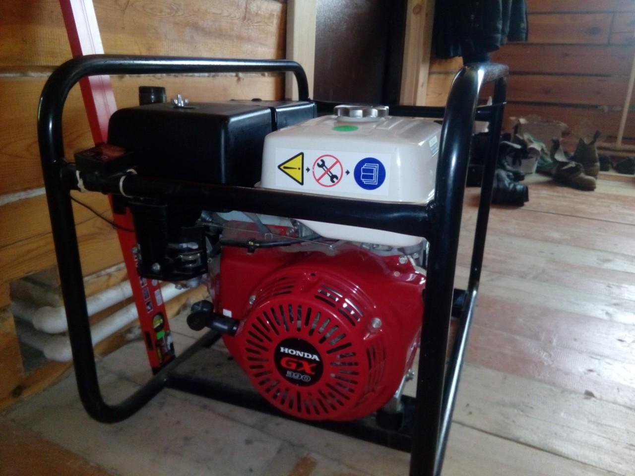 Рейтинг бензиновые генераторы