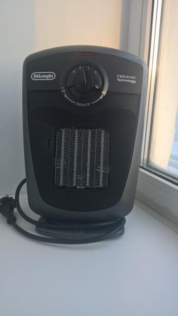 Продаю тепловентилятор DeLonghi