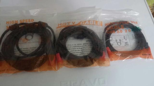 Продаю новые в упаковке HDMI кабели 1,5метра-250рб,3метра-300рб,5метров-500рб!