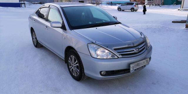 Только сегодня продам Toyota Allion 2006 г.в. Движок 1zz - 1.8л, передний привод. ПТС оригинал, я третий хозяин. Таможня 2014 года. Цена 490т.р. WhatsApp