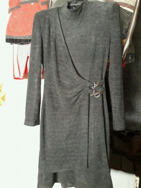 Продаю платье.Махровый трикотаж.