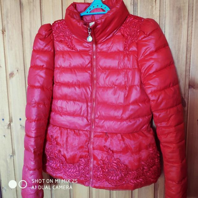 Куртка на тонком синтепоне размер 42-44