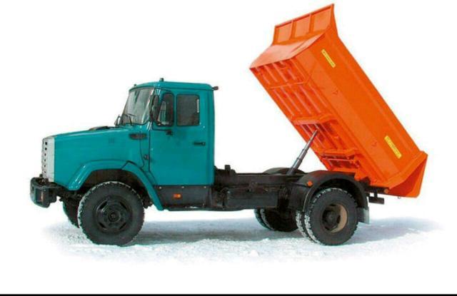 Кузов самосвала ЗИЛа подрамник ,насос,бак и т.д ставь и работай состояние отличное обмен на ёмкость ,бочку для водовозки 5-6 куб