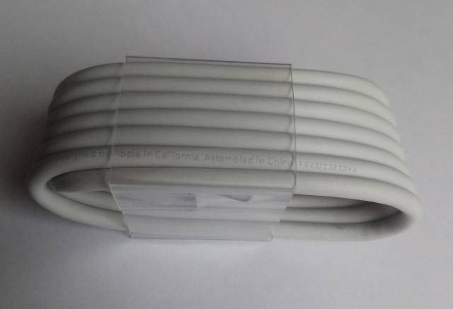 Продам новый кабель для зарядки и синхронизации на iPhone 5,6,7. Производство Китай. Самовывоз с района Апельсина.