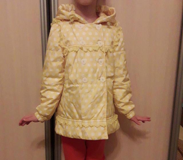 Куртка Деми,рост 110
