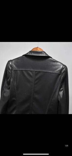 Новая женская куртка кожаная эко 42-44 размер доставка по городу бесплатно