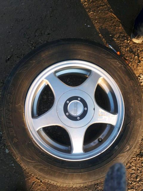 Продаю летний комплект колес, отличное состояние, пробег только в японии.торг или обмен на 16