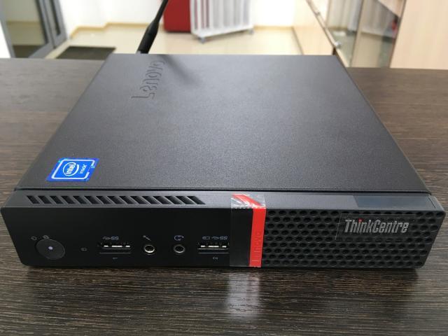 Спешите приобрести портативный системный блок (неттоп) Lenovo Thinkcentre M600 Tiny, который подойдет как для офиса, так и для дома и занимает места не больше, чем роутер или офисный калькулятор! Характеристики: процессор: Intel Celeron J3060 1.6GHz, 4Gb RAM, HDD500GB,Wi-Fi, Bluetooth, цвет черный. В комплекте коробка, клавиатура, мышь. Товарный чек при покупке!
