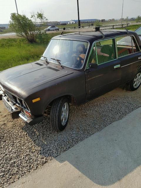 ВАЗ (Лада) 2106 1987