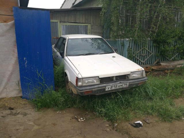 Subaru Leone 1989 Вложения мотор не заводится ходова переброна варианты обмена Также имеентся второи кузов универсалс доками или меняю