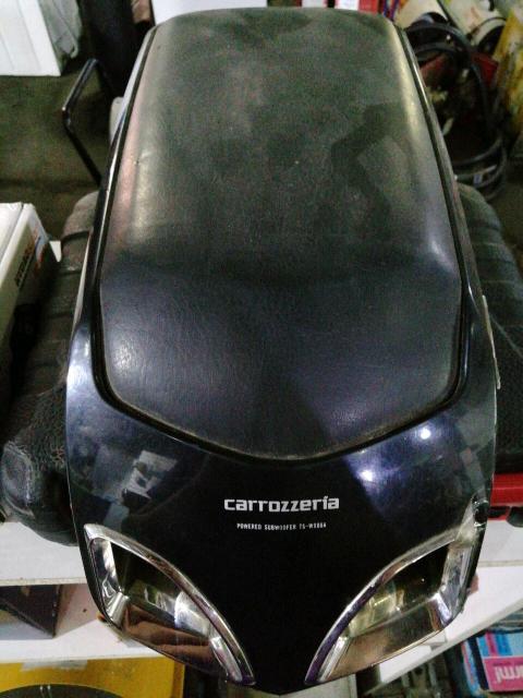 Сабвуфер Pioneer carrozzeria ts-wx66a Со встроенный усилитель
