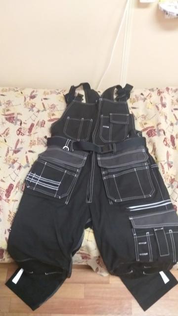 Рабочий костюм стокгольм, цена в техноавиа 12000. Размер 48-50.