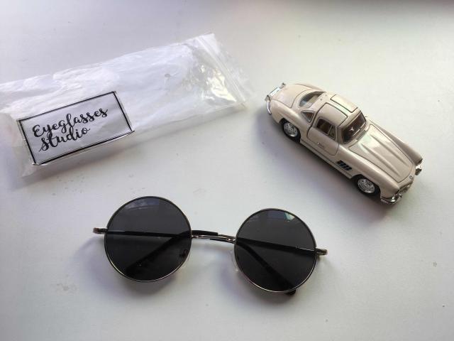 Продаю стильные солнцезащитные очки от Eyeglasses studio. Подойдёт как для молодого человека, так и для девушки.