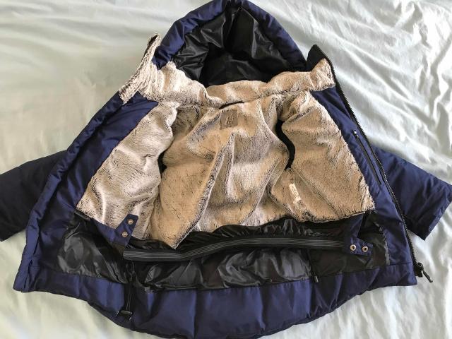 Продаём зимний пуховик, тёплый как куртки BASK для взрослых. В отличном состоянии. Рост 110 см.