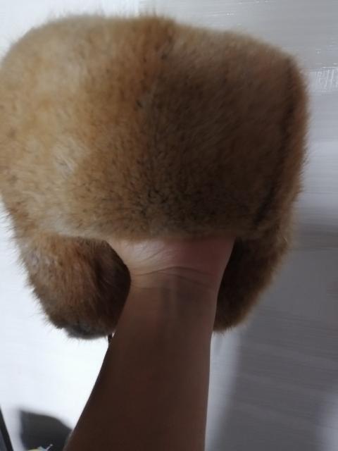 Продаю новую детскую шапку ушанку из андатры, размер на 2, 3 года.