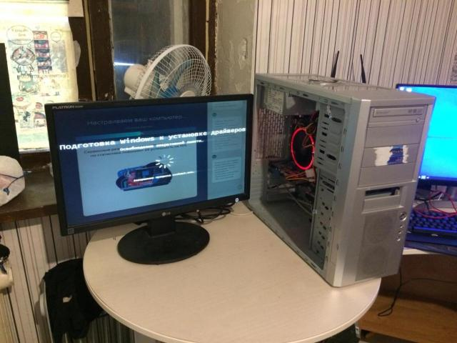 без торга проц i7 3770 3,4ghz озу 8gb ddr3 1600ghz hdd 1,5tb видеокарта kfa2 gtx 650 1gb монитор LG w2246s