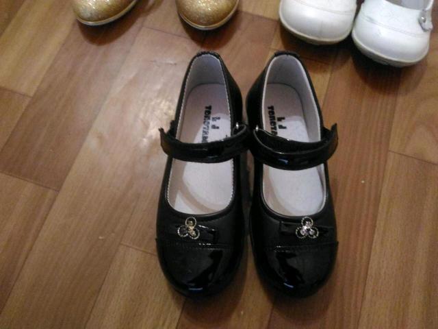 Туфли новые, одевали только 1 раз, верх искусств кожа, подкладка натур кожа