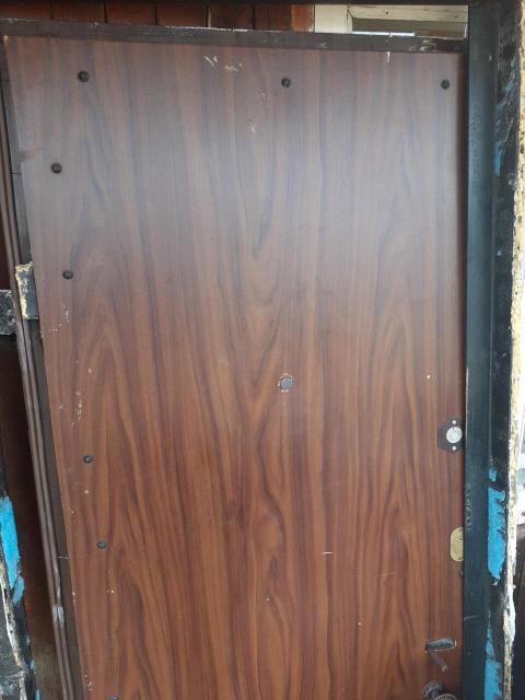 Входная дверь стальная 77×200 самовывоз