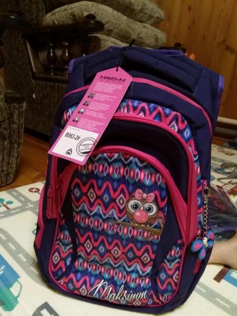 Продаю рюкзаки с ортопедической спинкой, возможна доставка