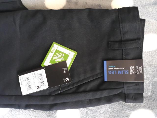 Новые брюки с этикетками отличного качества