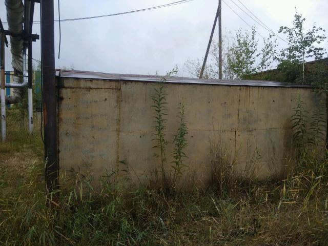 Продаю утеплённый цельно металлический гараж в Борисовке 1  т. 89841174654