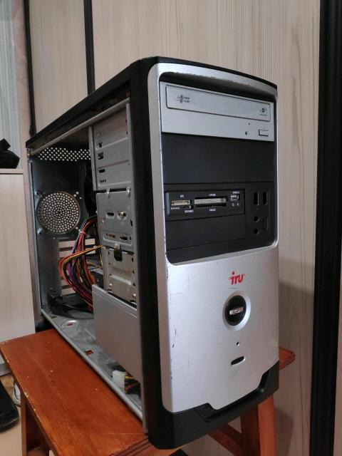 Отличный вариант для печатной машинки и просмотра фильмов Видеокарта NVIDIA GT7100 512mb  Хард на 160гб SATA Остальные характеристики на фото  Проверку предоставлю могу доставить через индрайвер за ваш счет