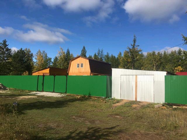 Продается зимняя дача на Маганском тракте 9 км,участок 15 соток, сухой установлен котел долгого горения Липснеле. Есть гараж, новая баня, кладовка, душ, летний домик. Возможен обмен на квартиру, авто