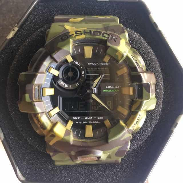 Продаю оригинальный G-Shock брал за 12000₽ обмен на тел айфон 6, 5 se
