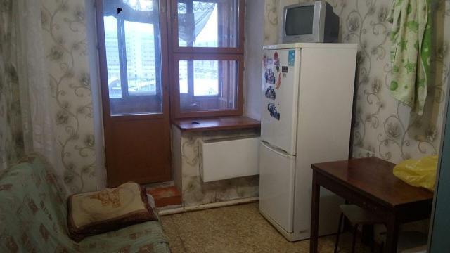 Сдам в аренду квартиру студию, 5 этаж, теплая, балкон имеется на Чайковского 2/7