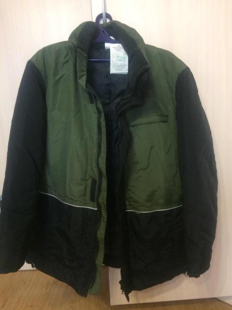 Куртка зимняя Винтер , Техноавиа , разм 54