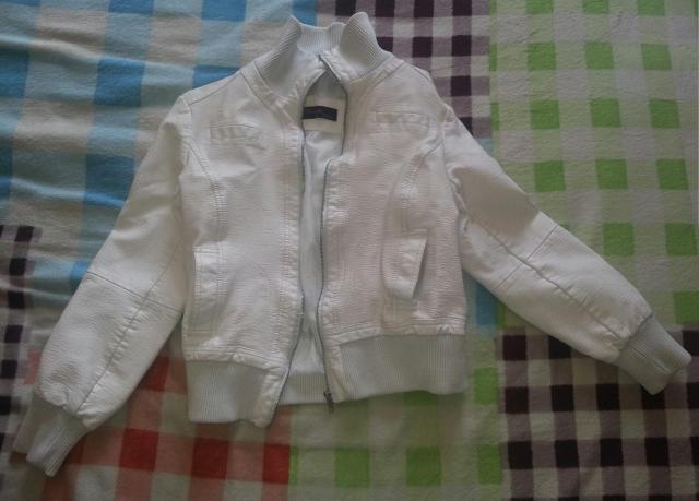 Куртка размер 42-44; кож.зам.700 рублей писать по ватсапу📨📲