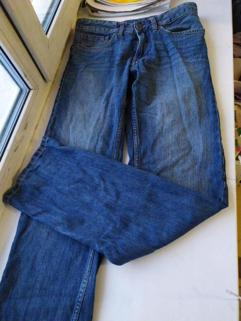 """Продаю джинсы фирмы """"Остин"""". Надевали пару раз, малы :(( размер 44. Писать в ватсап по номеру: 89246640564"""